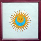 KING CRIMSON Larks' Tongues In Aspic Album Cover