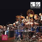 KING CRIMSON Live In Toronto – November 20th 2015 : Queen Elizabeth Theatre album cover