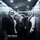 KING CRIMSON Live In Vienna album cover