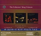 KING CRIMSON The Collectors' King Crimson - Volume Five album cover
