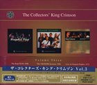 KING CRIMSON The Collectors' King Crimson, Volume Three album cover