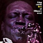 KING CURTIS — Live at Fillmore West album cover