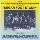 KING OLIVER Sugar Foot Stomp album cover
