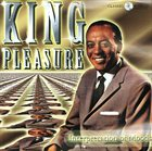 KING PLEASURE Interpretation of Moods album cover