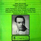 KING PLEASURE Original Moody's Mood album cover