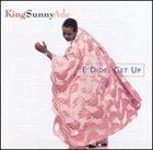 KING SUNNY ADE E Dide (Get Up) album cover