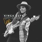KINGA GŁYK Happy Birthday Live album cover