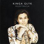 KINGA GŁYK Rejestracja album cover