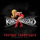 KINKY WIZZARDS Tasting Toadstools album cover