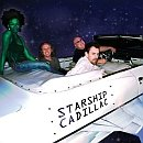 KIRK COVINGTON Starship Cadillac album cover