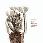 KIRK KNUFFKE Amnesia Brown album cover