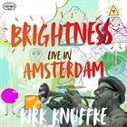 KIRK KNUFFKE — Brightness : Live in Amsterdam album cover