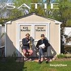 KIRK KNUFFKE Kirk Knuffke & Jesse Stacken : Satie album cover