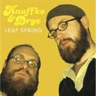 KIRK KNUFFKE Leaf Spring album cover