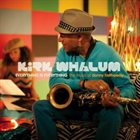 KIRK WHALUM Everything Is Everything - The Music Of Donny Hathaway album cover