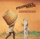 KIRK WHALUM Promises Made(with Takana Miyamoto) album cover
