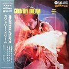 KIYOSHI SUGIMOTO Country Dream album cover