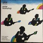 KIYOSHI SUGIMOTO Kiyoshi Sugimoto, Ryo Kawasaki, Yoshiaki Masuo, Masayuki Takayanagi : Guitar Workshop album cover