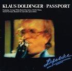KLAUS DOLDINGER/PASSPORT Lifelike album cover