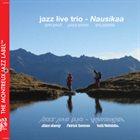 KLAUS KOENIG / JAZZ LIVE TRIO Nausikaa album cover
