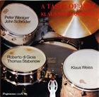 KLAUS WEISS A Taste of Jazz album cover