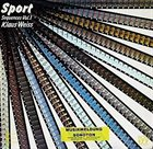 KLAUS WEISS Sport Sequences Vol. 1 album cover