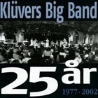 KLÜVERS BIG BAND 25 år 1977-2002 album cover