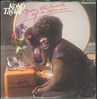 KOKO TAYLOR From The Heart Of A Woman album cover
