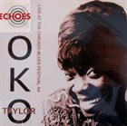 KOKO TAYLOR Live At The Chicago Blues Festival 94 album cover