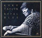 KOKO TAYLOR Royal Blue album cover