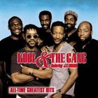 KOOL & THE GANG All-Time Greatest Hits album cover