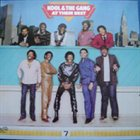 KOOL & THE GANG At Their Best album cover