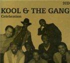 KOOL & THE GANG Celebration album cover