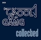 KOOL & THE GANG Collected album cover