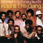 KOOL & THE GANG Get Down on It: The Very Best of Kool & The Gang album cover