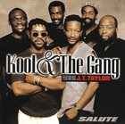 KOOL & THE GANG Kool & The Gang Featuring J.T. Taylor : Salute album cover