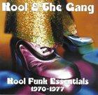 KOOL & THE GANG Kool Funk Essentials 1970-1977 album cover