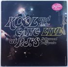 KOOL & THE GANG Live at P.J.'s album cover