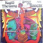 KOOL & THE GANG Spirit of the Boogie album cover