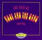 KOOL & THE GANG The Best of Kool & The Gang (1969-1976) album cover