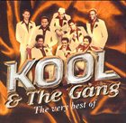 KOOL & THE GANG The Very Best Of album cover