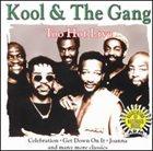 KOOL & THE GANG Too Hot Live album cover