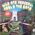 KOOL & THE GANG Wild and Peaceful album cover