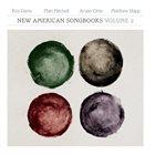 KRIS DAVIS Davis / Mitchell / Ortiz / Shipp : New American Songbooks, Volume 2 album cover
