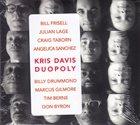 KRIS DAVIS Duopoly album cover