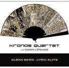 KRONOS QUARTET Alban Berg: Lyric Suite album cover
