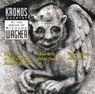 KRONOS QUARTET At the Grave of Richard Wagner (Liszt/Berg/Webern) album cover