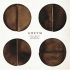 KRONOS QUARTET Bryce Dessner: Aheym album cover