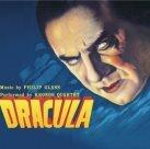 KRONOS QUARTET Dracula: Soundtrack by Philip Glass album cover