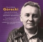 KRONOS QUARTET Henryk Gorecki: Already It Is Dusk album cover